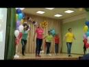 Танец на выпускной в колледже