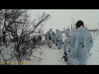 18 _Неудачная_атака_ДШГ_ВСУ_на_позиции_ВСН_в_районе_Фрунзе._Донбасс_-_23_ноября_2017