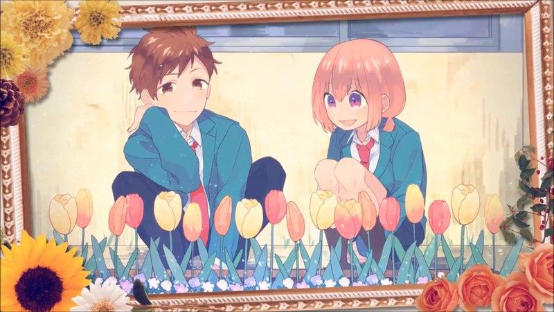 HoneyWorks ft. Asakura Momo - Hana ni Akai Ito • Vostfr •