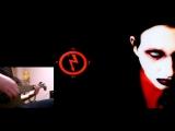 Marilyn Manson - Antichrist Superstar cover