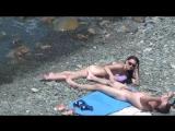 Candid Nudists 27 (Playful Couple)