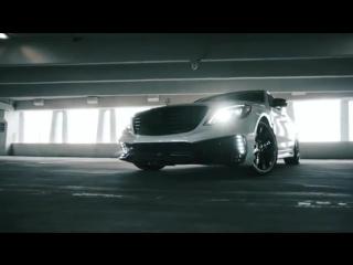 WALD Black Bison Mercedes-Benz S550 W222