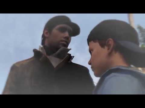 Watch Dogs - Jackson Asks DedSec (Unused Mission)