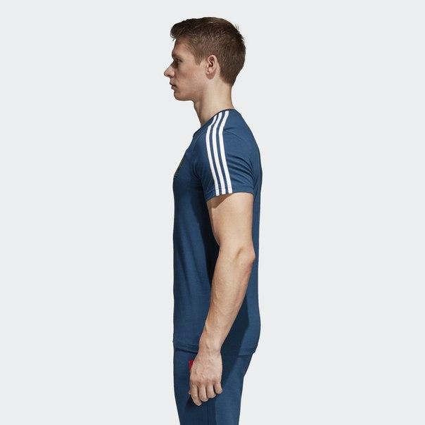 Футболка Россия 3-Stripes