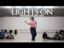 Aggie Loyola H E R LIGHTS ON