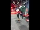 Back squat 200kg