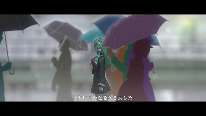 【東方 Anime PV】 Even the Endless Wind's Trajectory 「Shoujo Fractal」