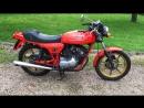 Мотоцикл Moto Morini 350 Sport 1984 года