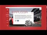Сайт-концепт для Николая Фоменко
