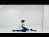 Партерная акробатика от Daiquiri