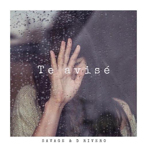 Savage альбом Te avisé