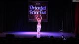 Valeriia Bakurova Gala show Oriental Drive Fest