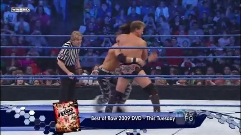 R-Truth John Morrison vs Chris Jericho Drew Mcintyre