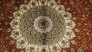 Persain Carpet Rug 100% Silk Handmade Area Rug