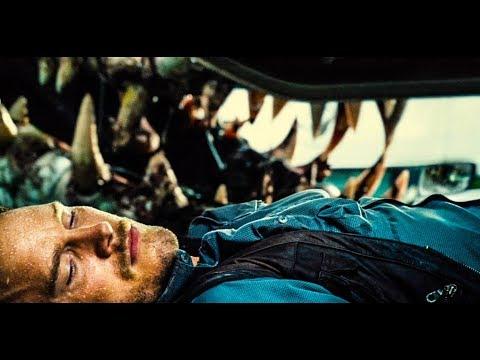Indominus Rex Escapa - DUBLADO HD | Jurassic World : O Mundo dos Dinossauros (2015)