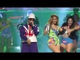 Dura - Daddy Yankee con Caroline Aquino y Ana Carmen en Premios Soberano 2018