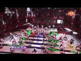 180215 EXO Lay Yixing @ The Best Stage 最好的舞台 @ Spring Festival Gala