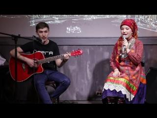 Йорга Каче и Олеся Дыдыкай - Эн люкиське