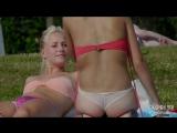 park - three thong girls (part 1)