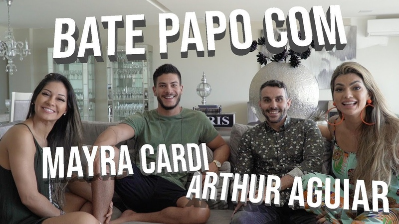 Bate Papo MAYRA CARDI ARTHUR AGUIAR | SHIPPEI MILLY com MICO FREITAS