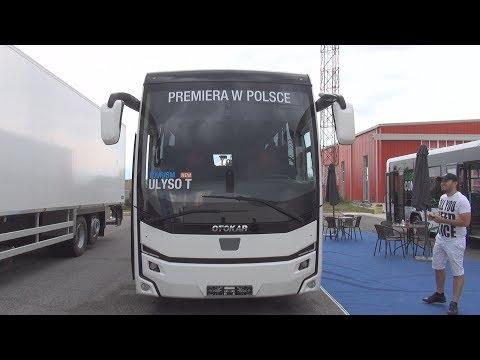 Otokar Ulyso T Bus (2018) Exterior and Interior