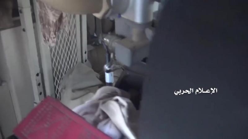 Захваченный и подбитый МРАПы аффашистов в районе Аль-Джах. Ходейда