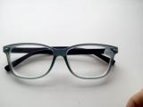 Очки для коррекции зрения, пластиковая матовая оправа, имиджевые очки