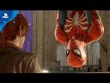 Marvel's Spider-Man   PGW 2017 Teaser Trailer   PS4