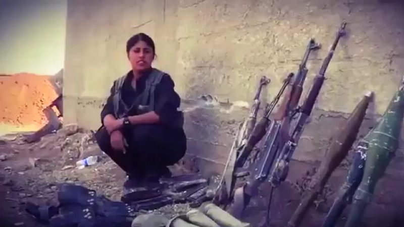 Кобани город Герой 1ноября