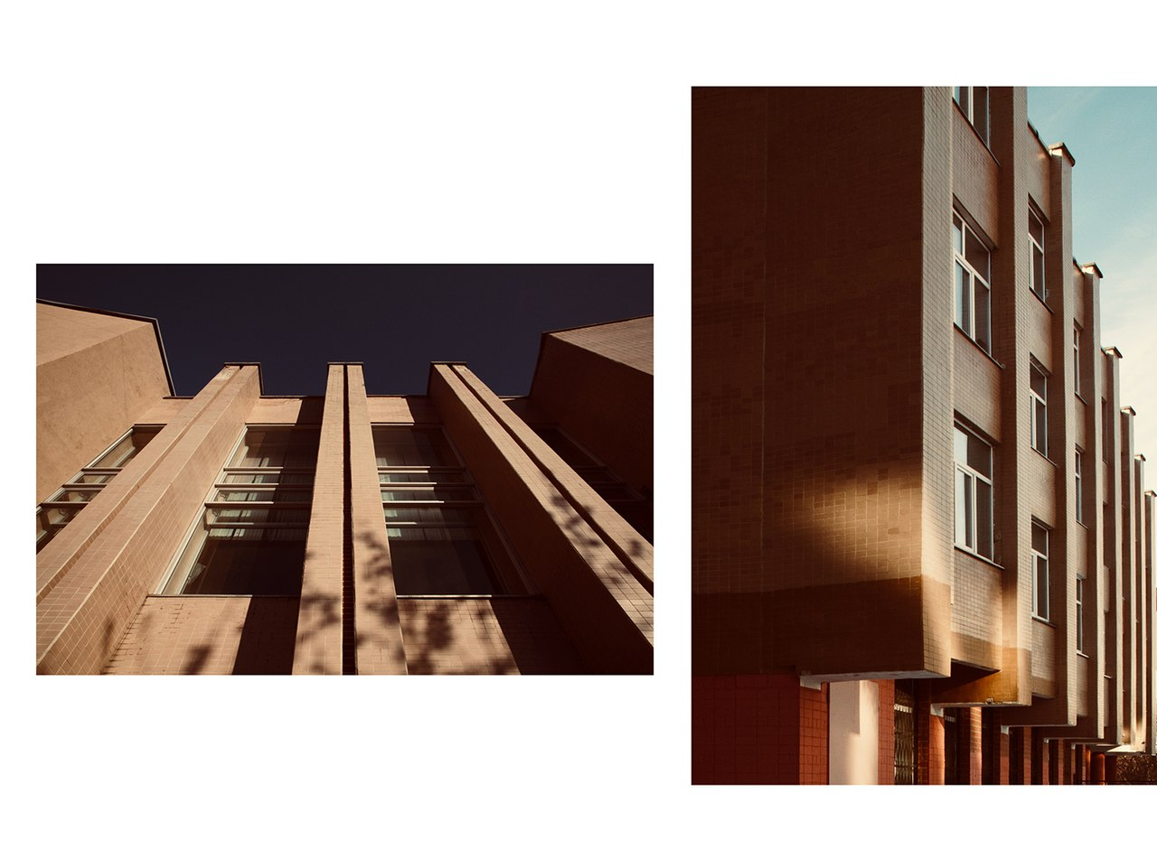 Architecture of the Late USSR - College of Music