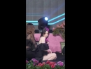 CLC - Eunbin (to short) black dress