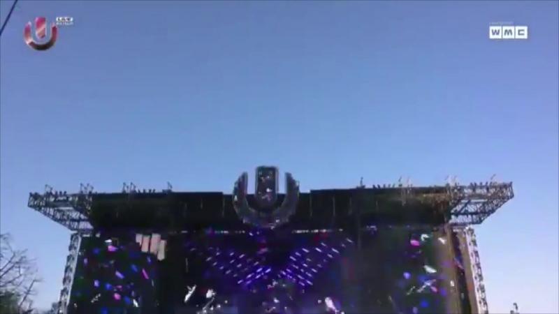 Boys Noize - Overthrow [Blanke Flip] Steve Aoki Mainstage Ultra