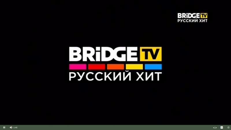 Конец эфира Music roll, начало эфира News Time Реклама на BRIDGE TV Русский Хит (06.08.2018)