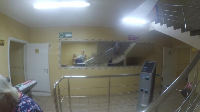 Незаконный сортир в Грани алтая