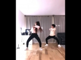 Офигенно (танец и песня BTS - Go go)