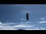 В США показали летающий сегвей