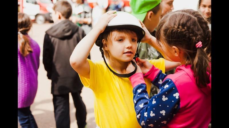 Военно-патриотическое воспитание в ДОЛ Молодежный