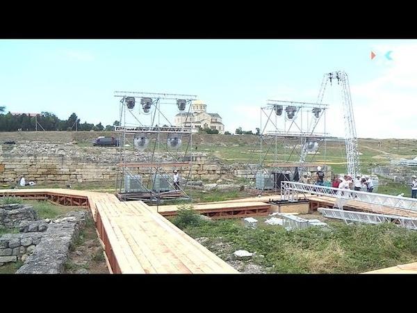 Опера и балет в Херсонесе: в Севастополе готовятся к открытию музыкального фестиваля