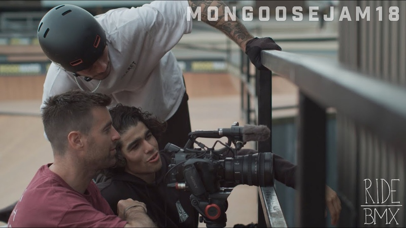 BMX - MONGOOSE JAM 2018 - BEHIND THE SCENES
