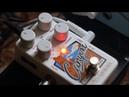 Гитара и педали эффектов Canyon Delay Looper Chorus CE 5 Muff Chris Custom