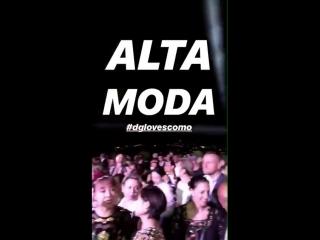 Лиам Пейн выступает с «Attention» на вечеринке после показа «Dolce&Gabbana Alta Moda Fashion Show», 08/07