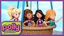 Polly Pocket en Español Aventura en globo 1h Gran colección T9 🌈 Dibujos animados