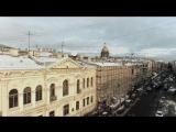 Saint Petersburg Аэросъемка Игора Эрмитаж СКА