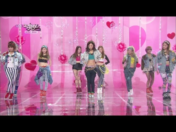 Girls' Generation 소녀시대 Front-Runner Stage 'I GOT A BOY' KBS MUSIC BANK 2013.01.11