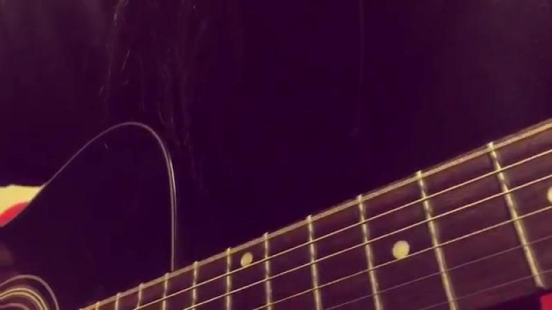 Kagami Acoustic cover The Dead Sea