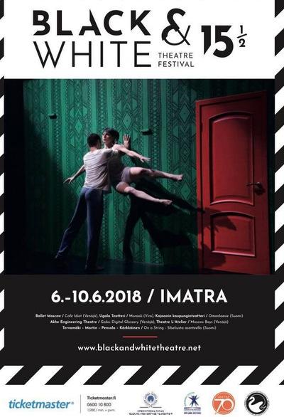 Theatre Black-And-White