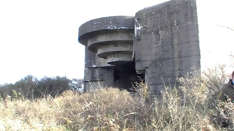 Bunker hunting near Calais