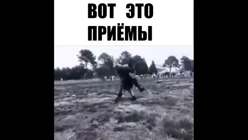 Мощные приемы спецназа ММА 95   БОИ БЕЗ ПРАВИЛ