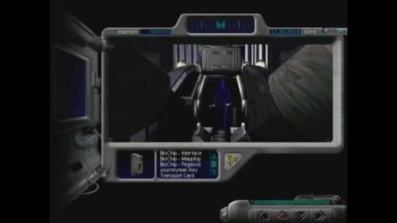 Обзор игры Journeyman Project Turbo (2)