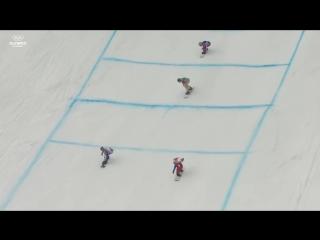 Сноуборд-кросс, Сочи-2014